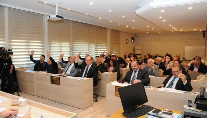 Süleymanpaşa Belediye Meclisi ekim ayı toplantısının 2. birleşimini gerçekleştirdi