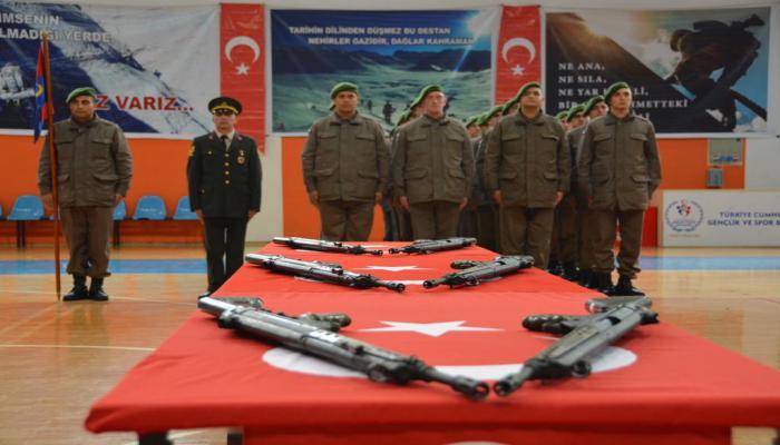 Süleymanpaşa Belediye Başkanı Ekrem Eşkinat yemin törenine katıldı