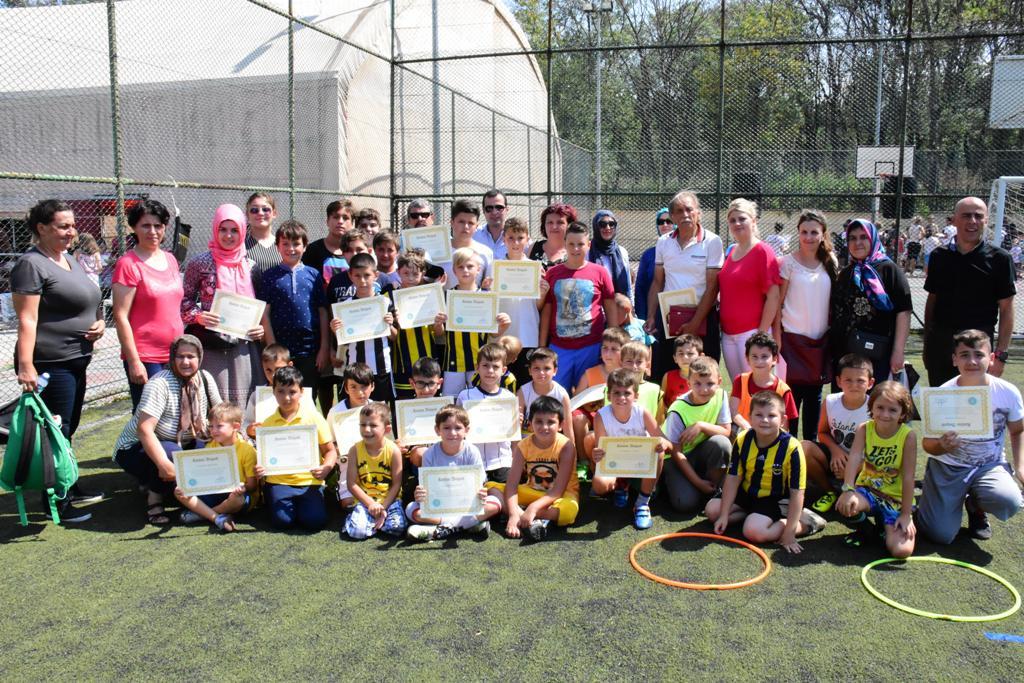 Süleymanpaşa Belediyesi Yaz Okulu'ndan muhteşem kapanış