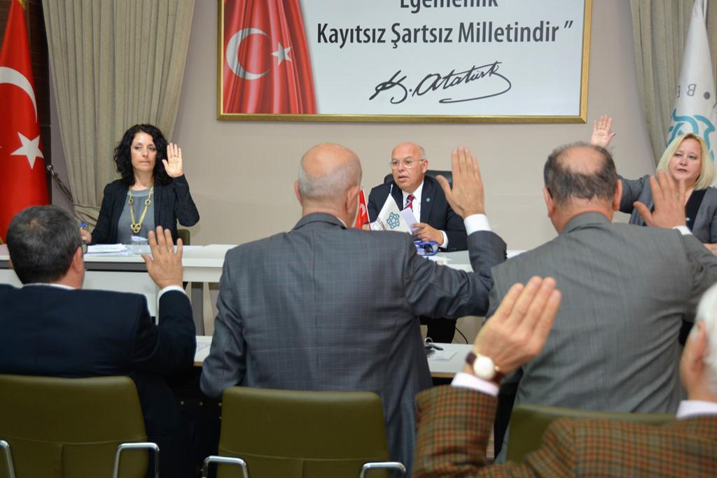 Süleymanpaşa Belediye Meclisi Aralık ayı toplantısını gerçekleştirdi