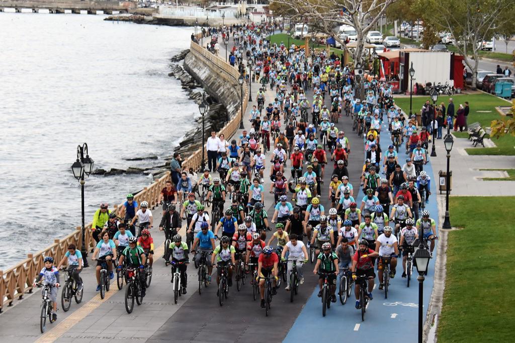 2. Rodostobike Bisiklet Şenliği hazırlıkları başladı