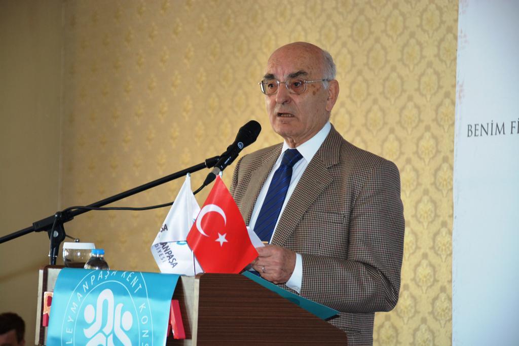 Başkan Eşkinat Türkiye Kent Konseyleri Platformunun genel kuruluna katıldı