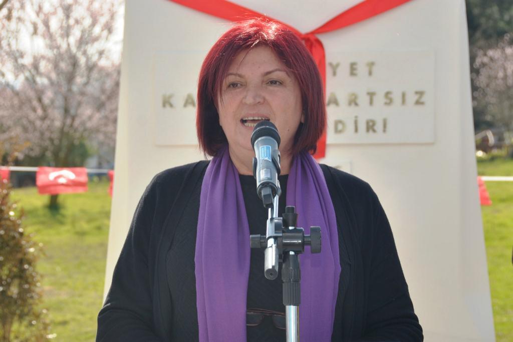 Altıncı Atatürk Heykeli Kazandere Mahallesi'ne dikildi