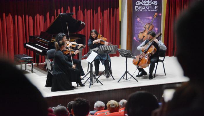 Boğaziçi Quartet ve Tuluğ Tırpan'dan unutulmaz konser