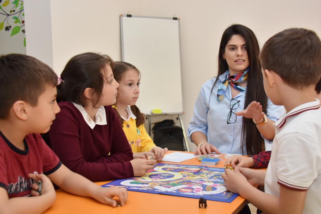 Çocuk Ruh Sağlığı Merkezi'nden çocuklara problem tespit çalışması