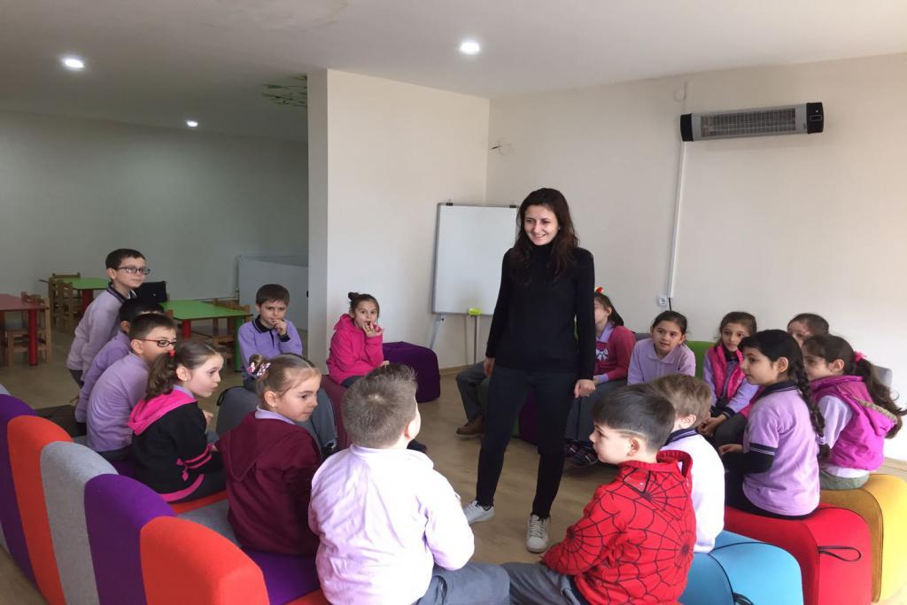 Süleymanpaşa Çocuk Kulübü Şubat ayında 1500 çocuğa hizmet verdi