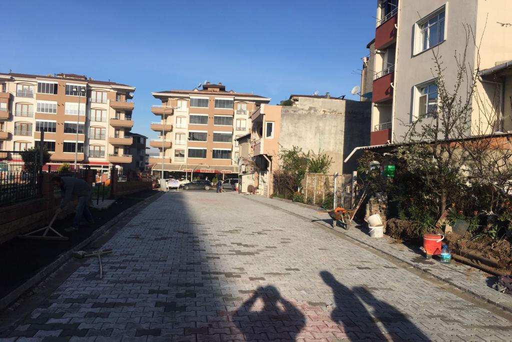 Süleymanpaşa Belediyesi yol yapım sezonunu açtı