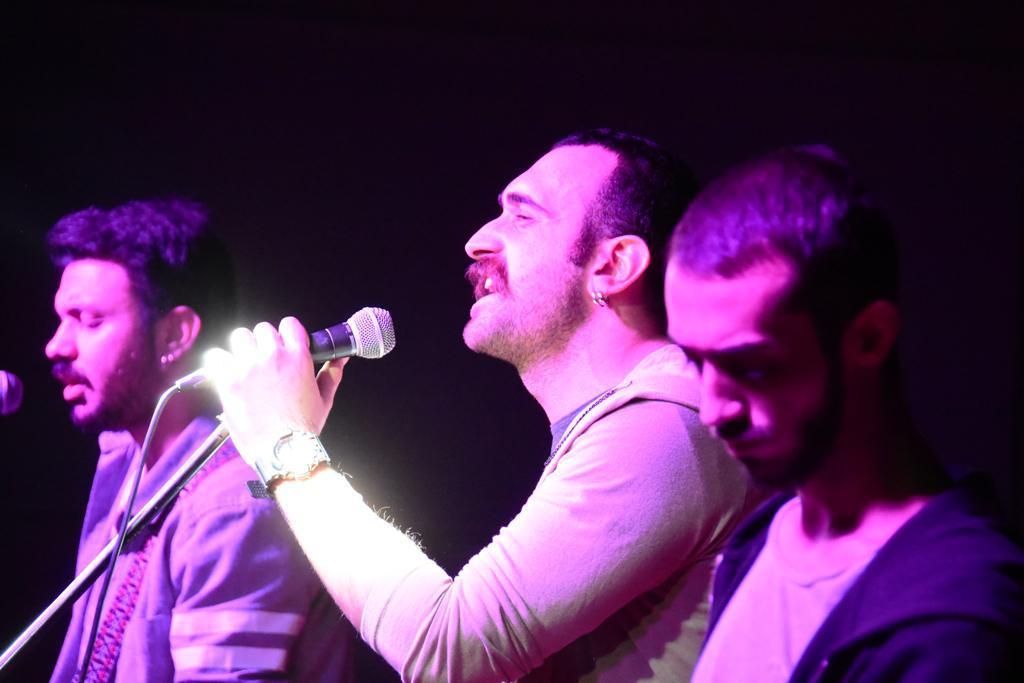 Alternatif Sahne'de DİP ile rock gecesi yaşanacak