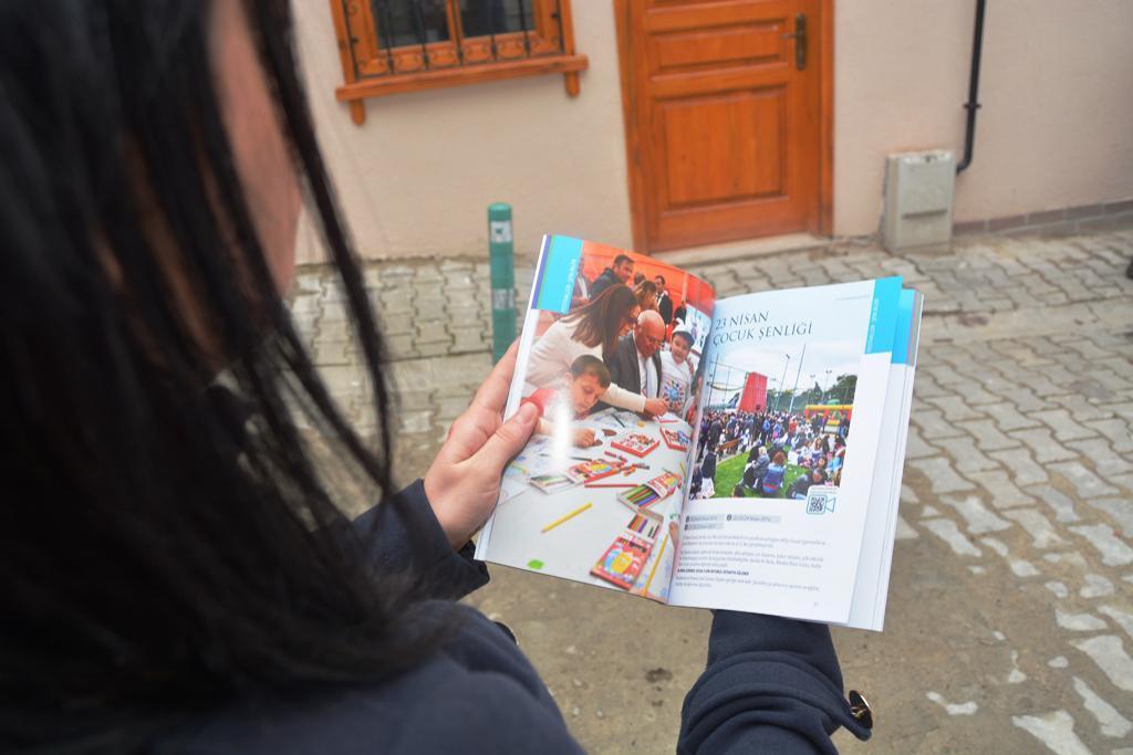 Süleymanpaşa Belediyesinin dört yıllık hizmetleri kitap oldu