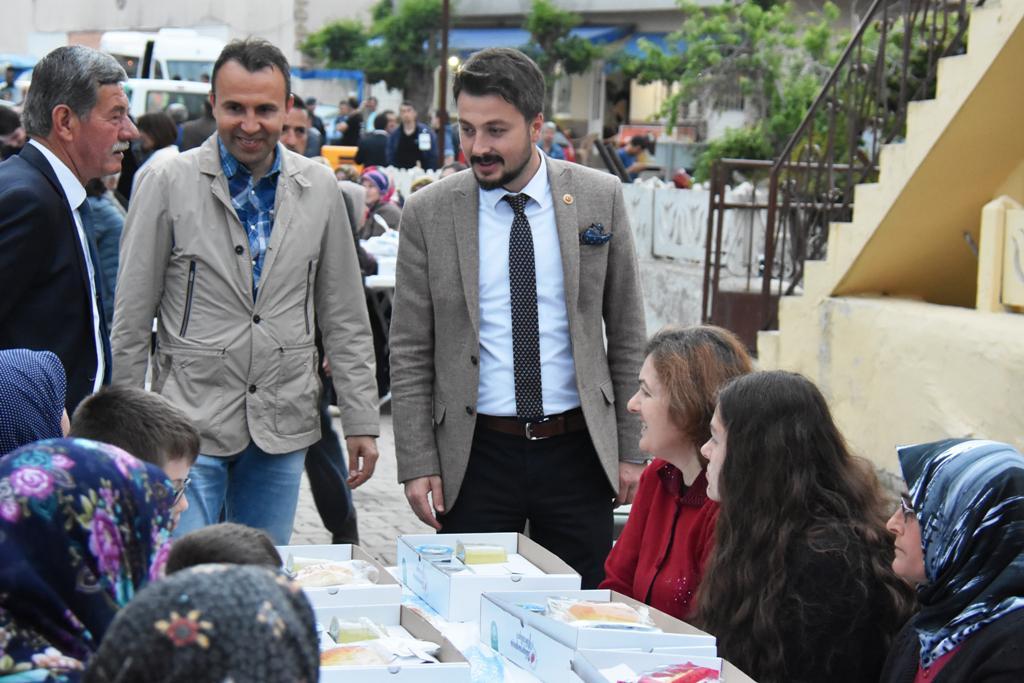 Husunlu Mahallesi Gönül Sofrası'nda buluştu