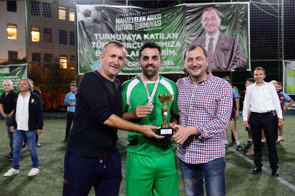 Mahallelerin şampiyonu Karadeniz