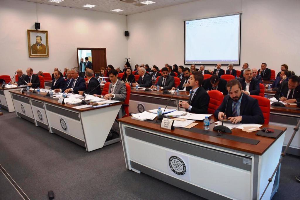 Süleymanpaşa Belediye Meclisi Başkan Vekili, Katipleri ve Encümeni belli oldu