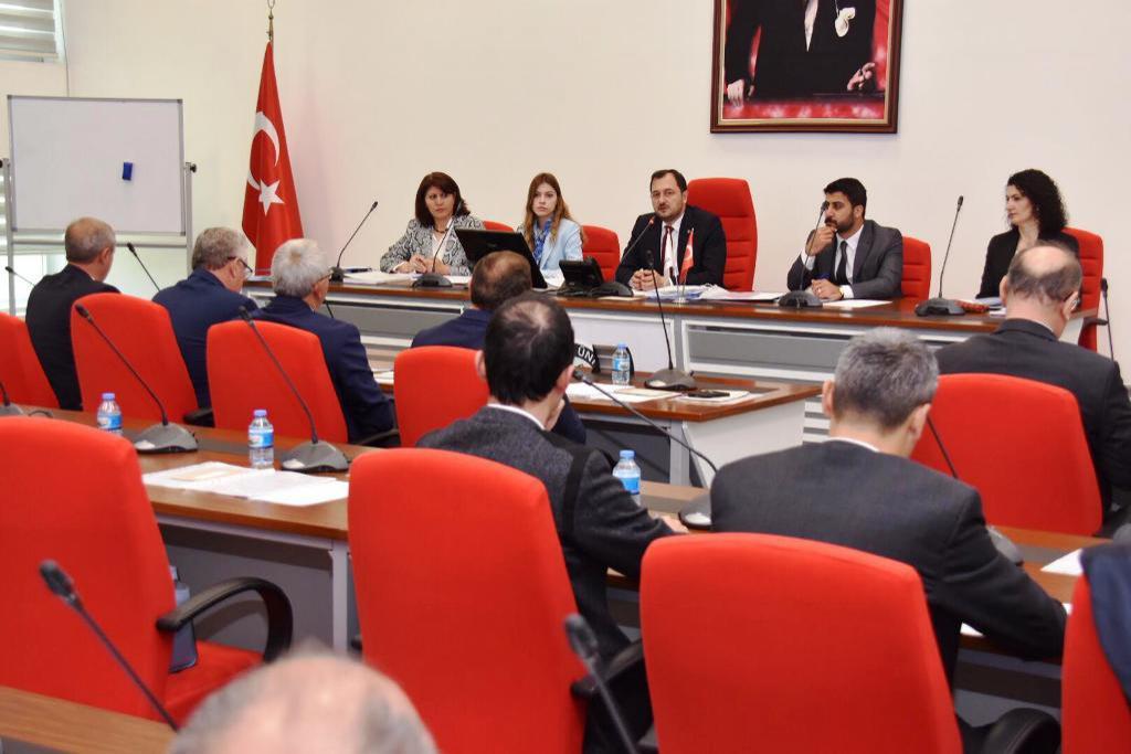 Belediye Meclisi İhtisas Komisyonları seçimi yapıldı