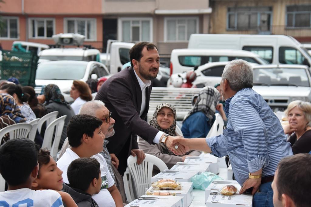 Gönül Sofraları Yavuz Mahallesi ile sona erdi
