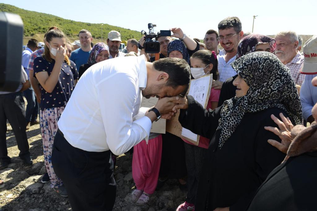 """Başkan Yüksel: """"Süleymanpaşa Çöplük Değil!"""""""