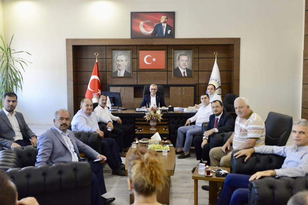 Süleymanpaşa Belediyesi'nden Keşan çıkarması!