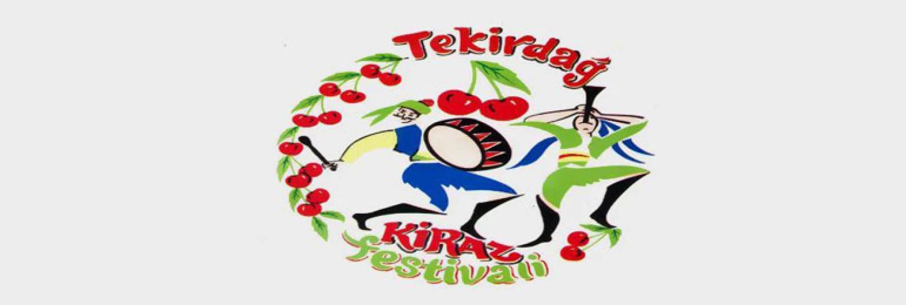 Tekirdağ Kiraz Festivali ile halkımız müziğe doyacak