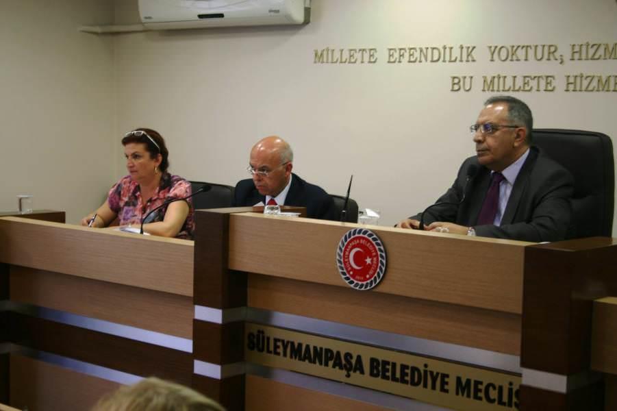 Kiraz Festivali İcra Komitesi ilk toplantısını gerçekleştirdi