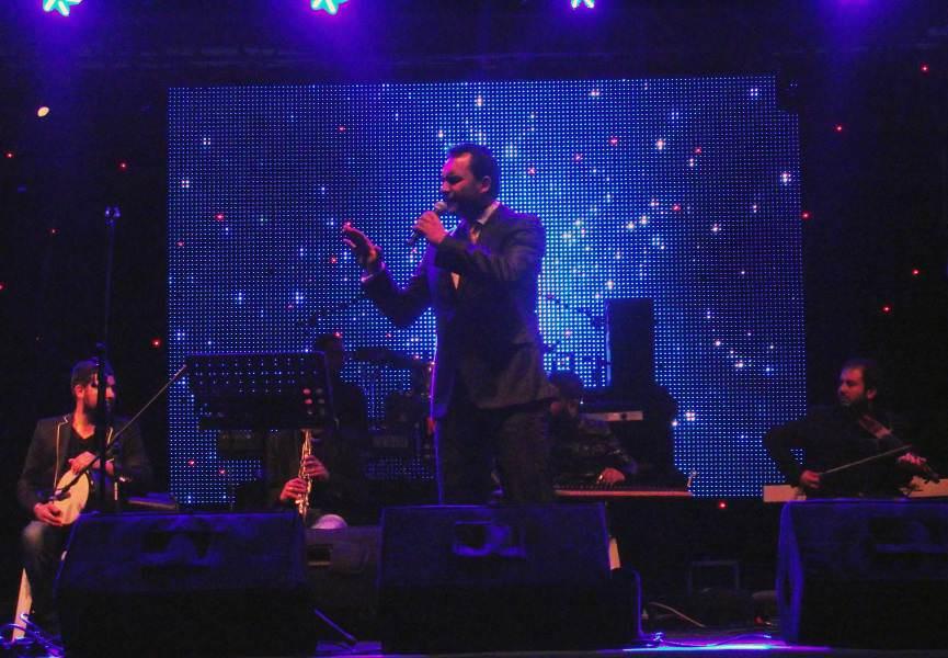 50. Tekirdağ Kiraz Festivali yerel sanatçılar konseri ile başladı