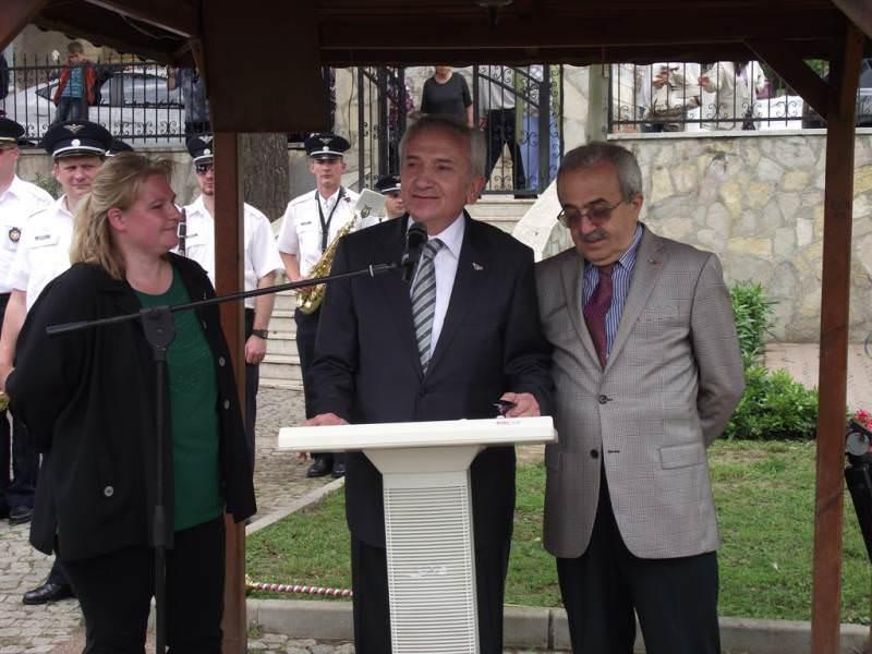 Kiraz Festivali 12. Macar Günü Etkinleri gerçekleştirildi