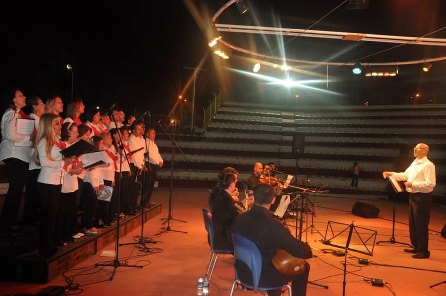 Konservatuvar THM Korosunun Konseri İlgiyle İzlendi