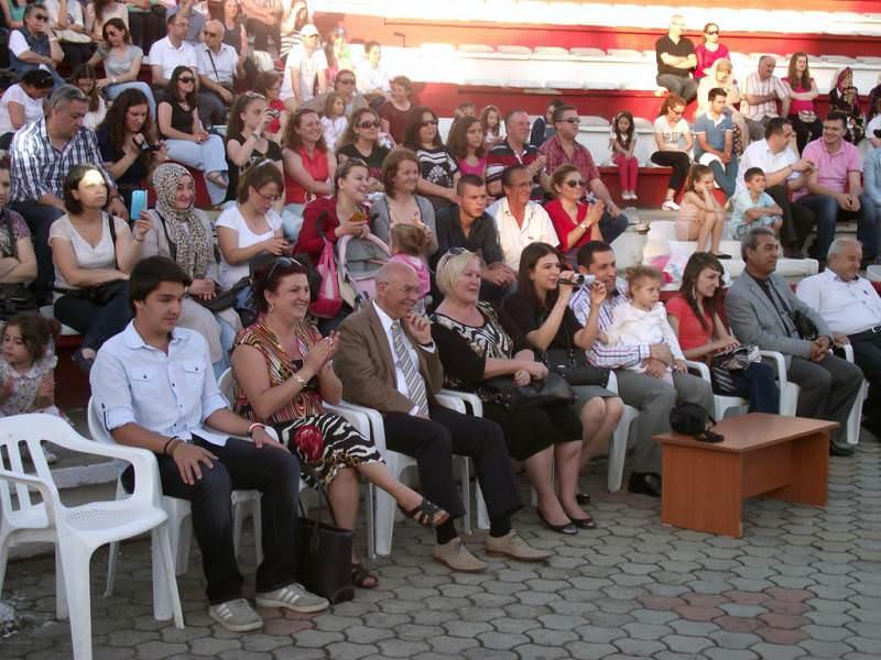 Süleymanpaşa Belediye Konservatuarı yıl sonu gösterisi yapıldı