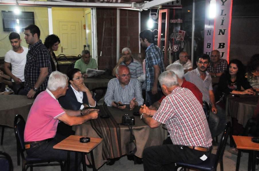 Süleymanpaşa Belediyesi Mahalle iftarları Hürriyet Mahallesi ile devam etti