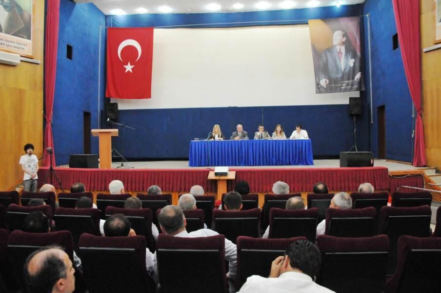 Otogar arazisi Süleymanpaşa Belediyesi'ne devrolacak