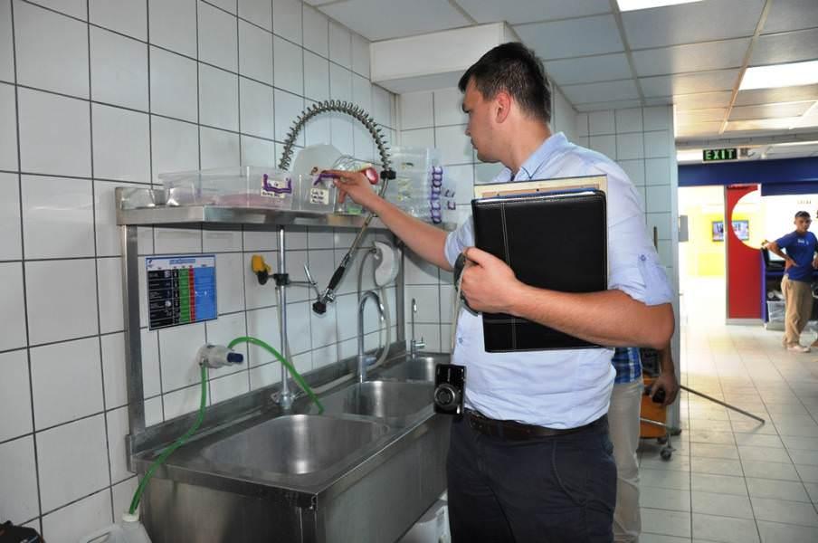 Süleymanpaşa Belediyesi işyeri denetimlerine devam ediyor
