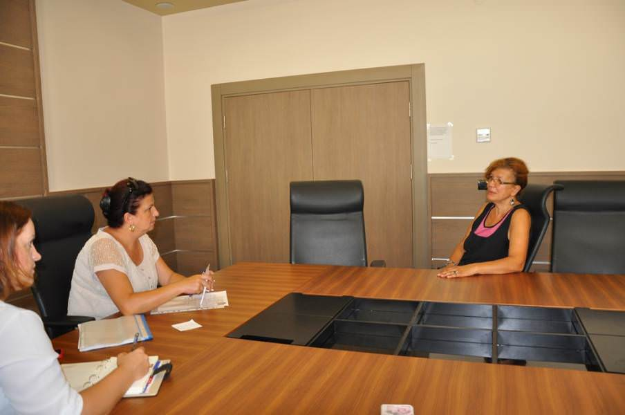 Başkan Yardımcısı Gülferah Güral Halk Gününde vatandaşlarla buluştu