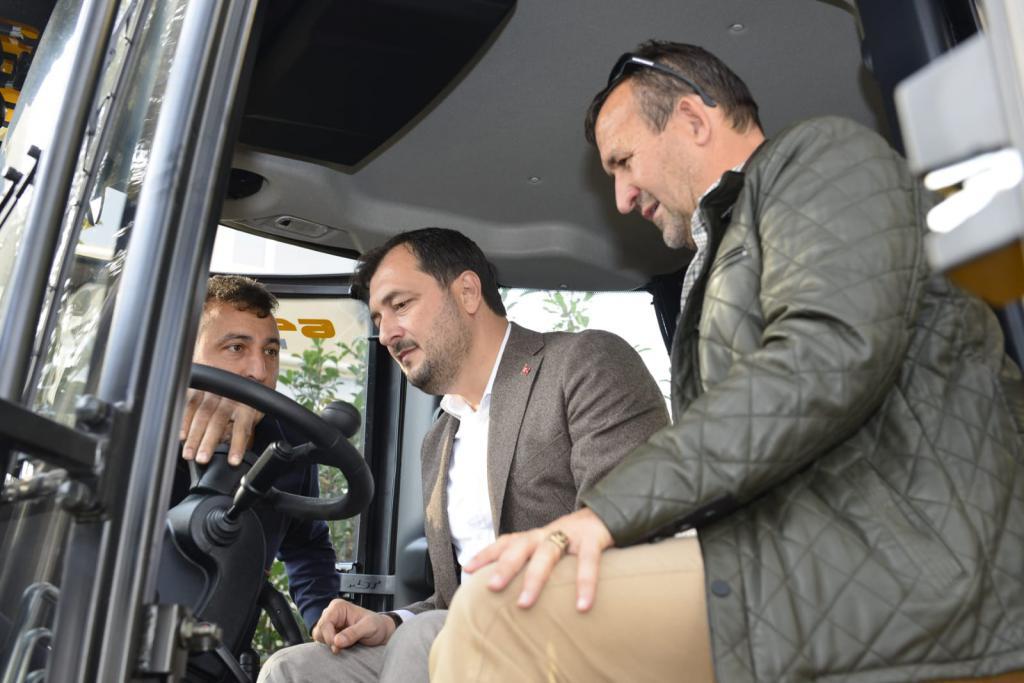 Yüksel, Ankara'dan eli boş dönmedi