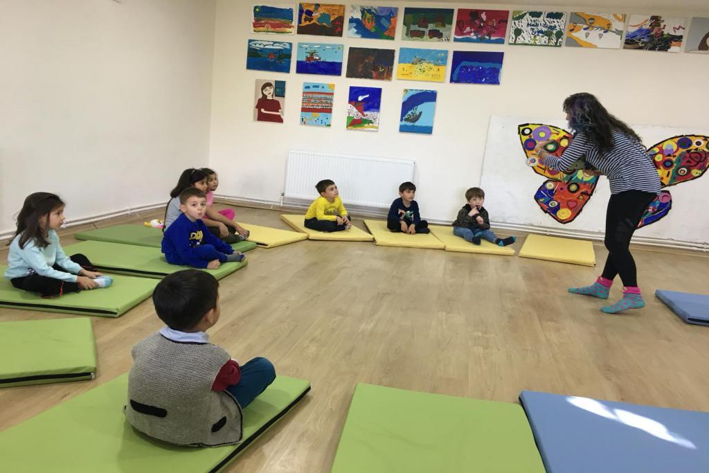 Süleymanpaşalı çocuklar masalları yaşayarak öğreniyor
