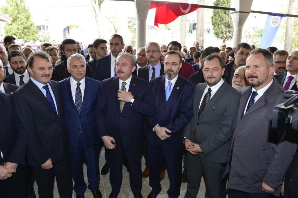 Süleymanpaşa'da 466 yıllık cami yeniden ibadete açıldı