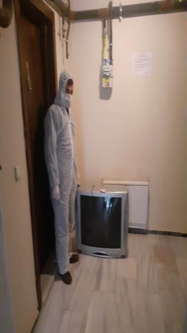 Süleymanpaşa Belediyesi elektronik atıkları ve atık yağları evlerden topluyor
