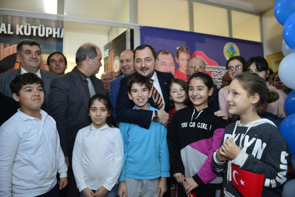 Süleymanpaşa Belediyesi, Dijital Kütüphane Projesine start verdi