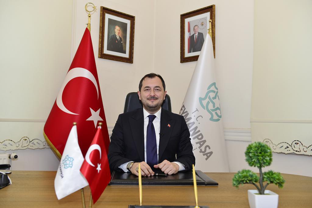 """Yüksel: """"Süleymanpaşa, Yükselen Türkiye'nin Yükselen Şehri olma yolunda emin adımlarla ilerliyor"""""""