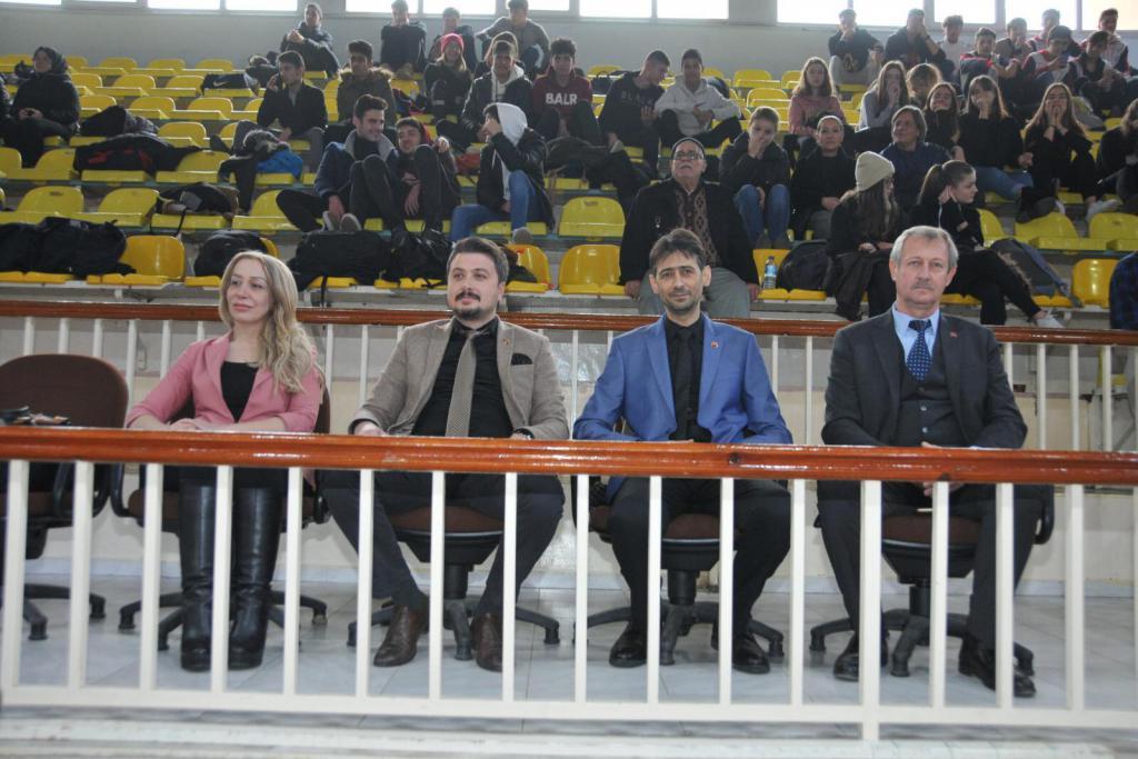 Süleymanpaşa'nın Şampiyonu Bilgi Koleji