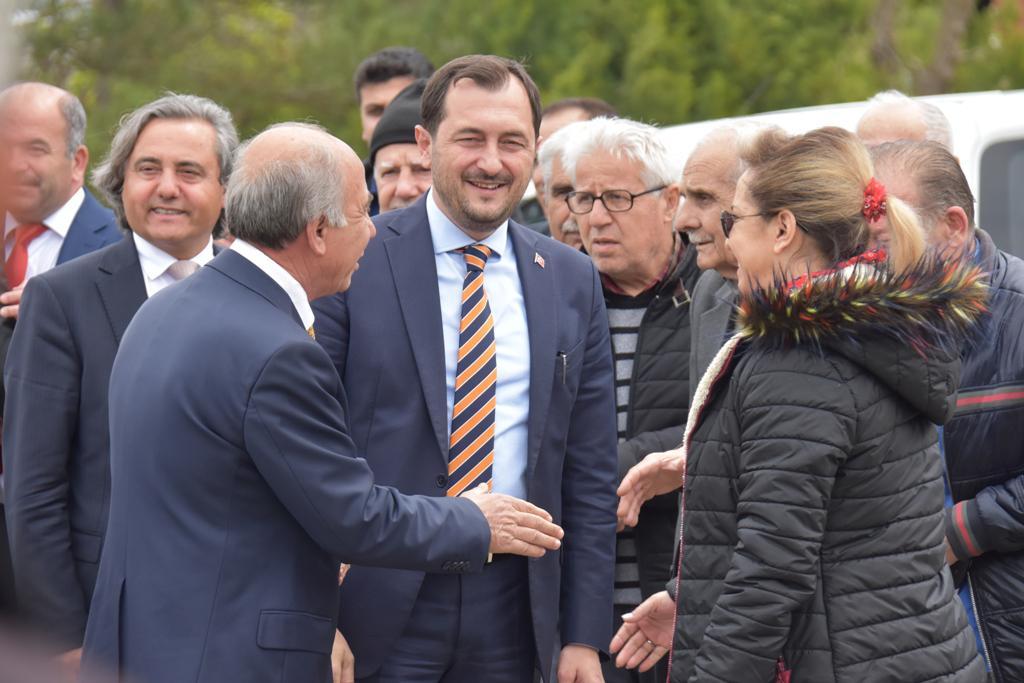 Başkan Yüksel Kayı Mahallesi sakinleri ile bir araya geldi
