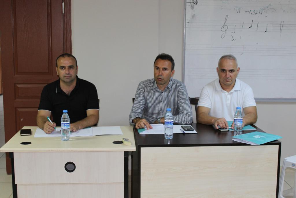 Mahalleler arası futbol turnuvası 17 Ağustos'da başlayacak