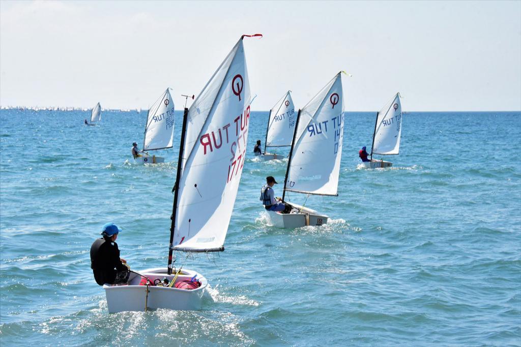 5. Uluslararası Süleymanpaşa Optimist Kupası başlıyor