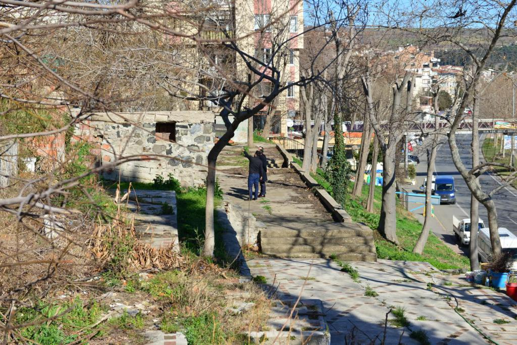 Süleymanpaşa'da panoramik seyir keyfi Paşa Seyir Bahçesi'nde yaşanacak