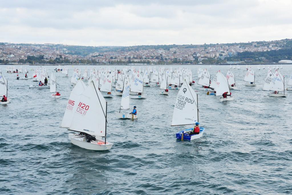 5. Süleymanpaşa International Optimist Cup Yelken Yarışları 4-8 Eylül'de gerçekleştirilecek