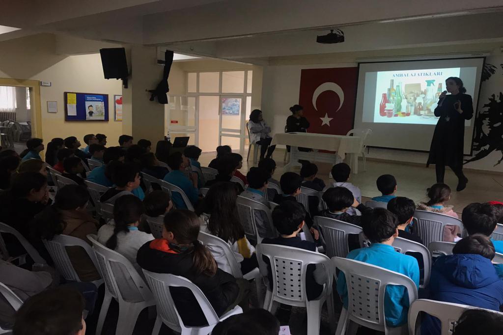 Süleymanpaşa Belediyesi okullarda sıfır atık eğitimi verecek