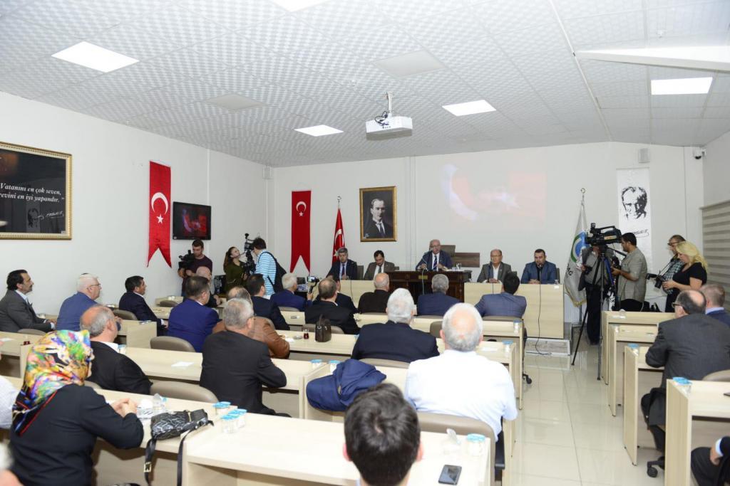 """Başkan Yüksel: """"PKK terör örgütü, yok edilmesi gereken bir cinayet şebekesidir"""""""