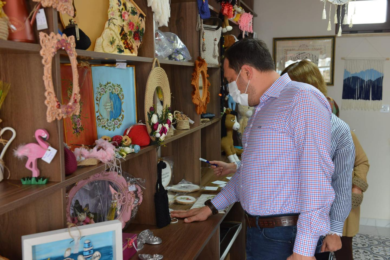 Kadın emeği Rumeli İskelesi'nde sergileniyor
