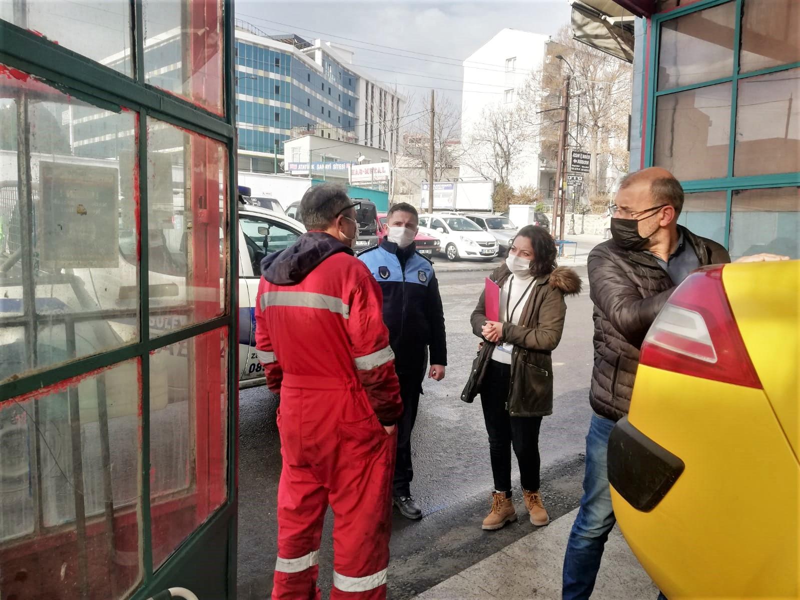 Süleymanpaşa'da hava kirliliğine geçit yok
