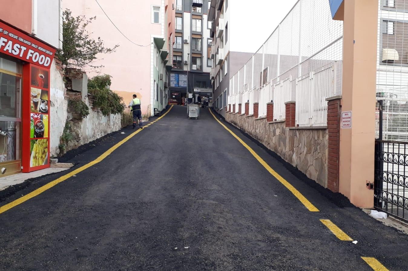Süleymanpaşa Belediyesi 2020 yılında yol rekoru kırdı