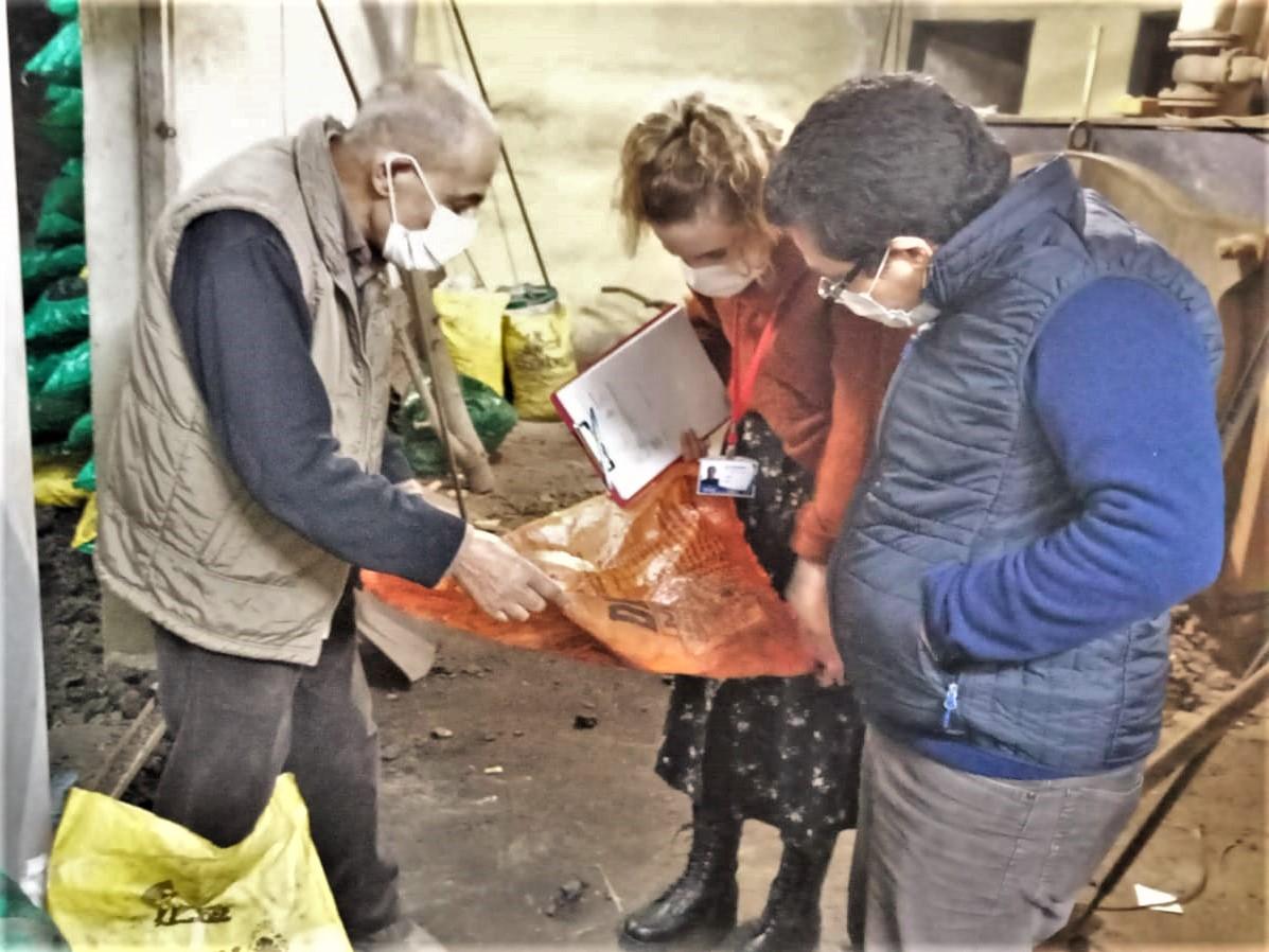 Süleymanpaşa Belediyesinden sitelere kalorifer denetlemesi