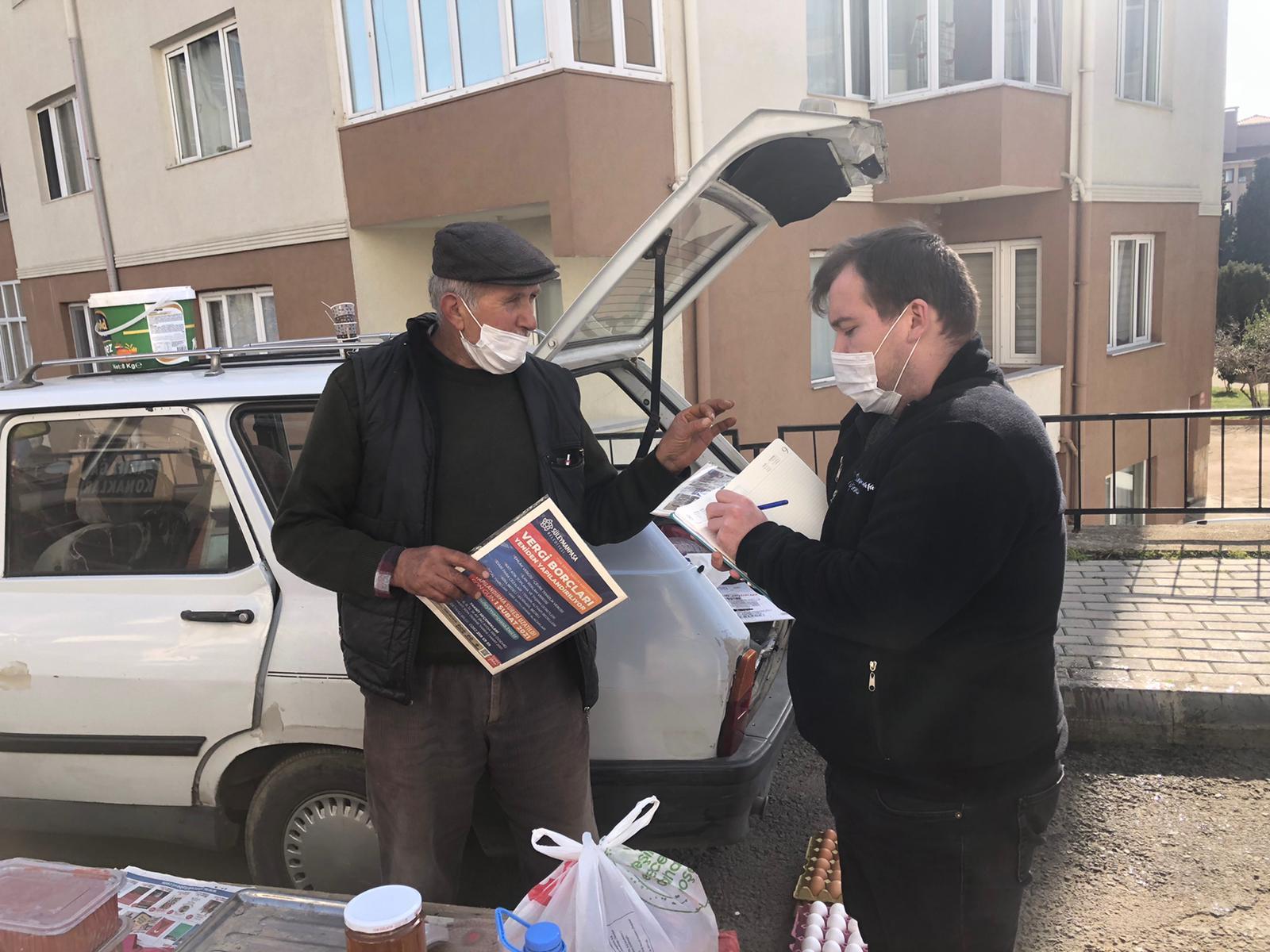 Gönül Elçileri projesi gönüllere girmeye devam ediyor