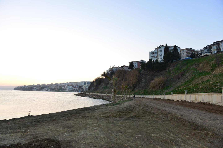 Süleymanpaşa iki yeni sahil şeridine kavuşuyor